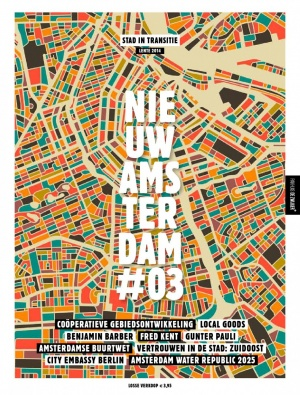 Amsterdam Waterstad